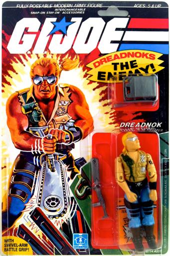 Buzzer G.I. Joe