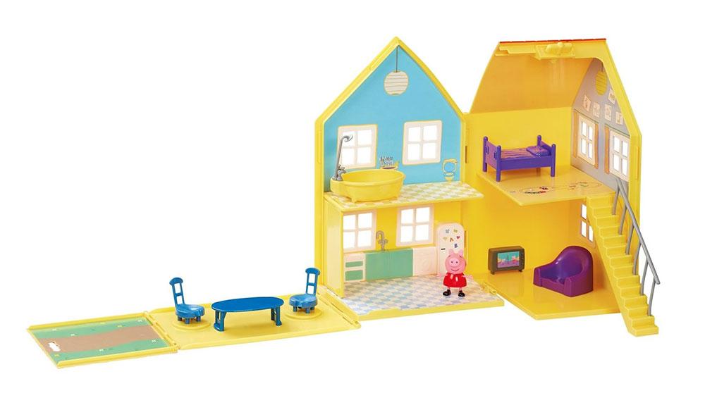 Casa de Peppa Pig Deluxe Peppa Pig Playhouse