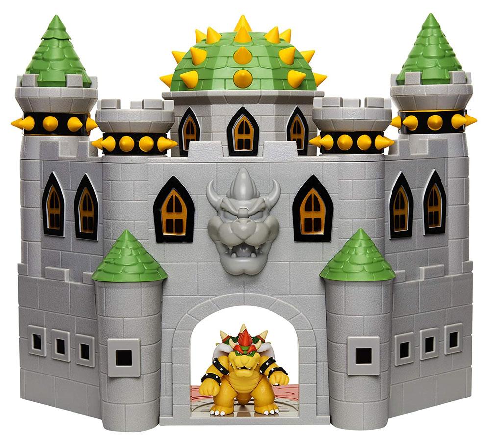 Castillo de Koopa Super Mario Jakks