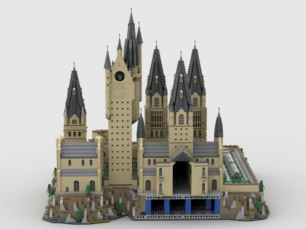 Castillo Hogwarts de LEGO 2