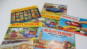 Catálogos Matchbox