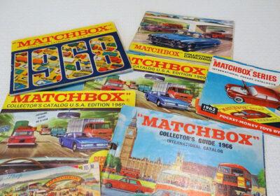 Catálogos de coches Matchbox