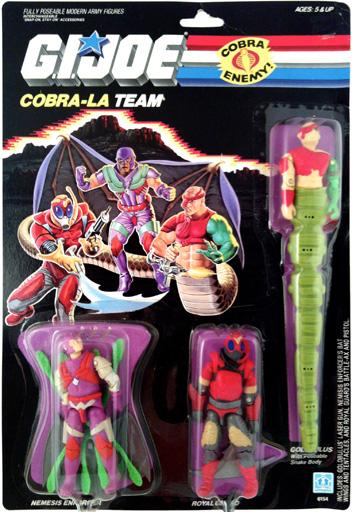 Cobra-LA Team G.I. Joe