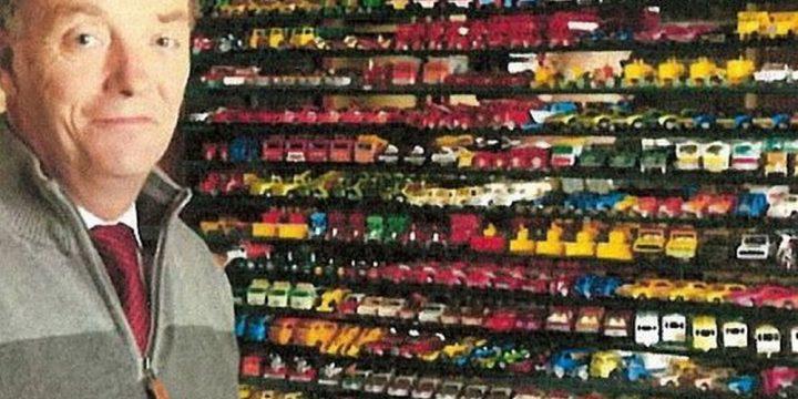 Colección de 3.000 autos Matchbox se ha vendido por $400.000 dólares
