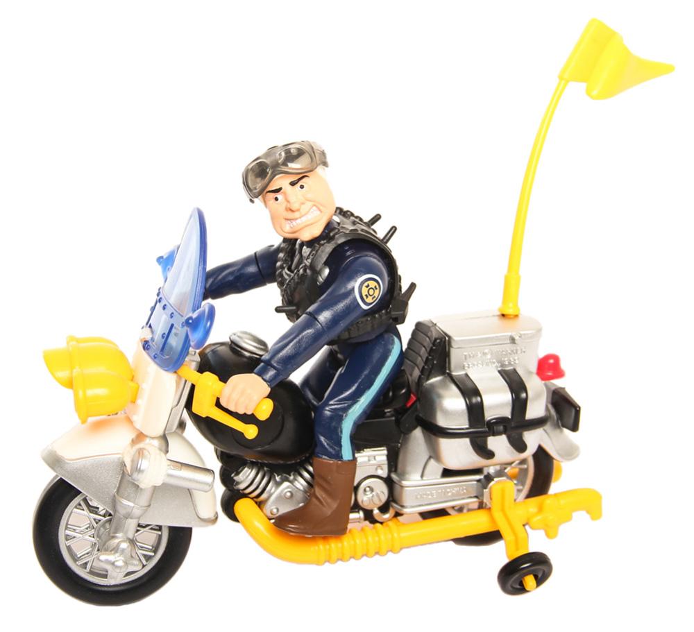 Crash Cycle Locademia de Policía