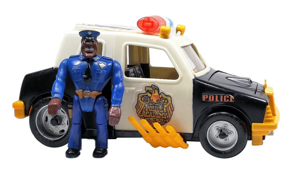 Crazy Cruiser Locademia de Policía