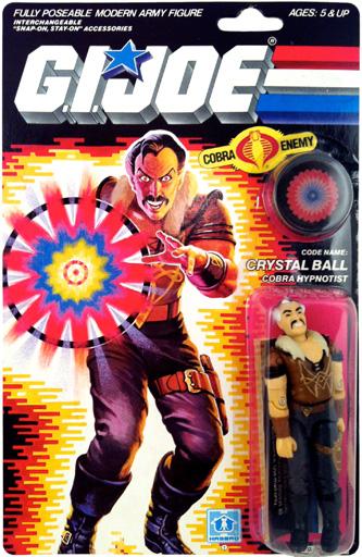 Crystal Ball G.I. Joe