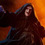 Estatua Darth Sidious Mythos de Sideshow