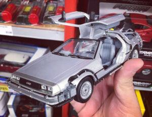 DeLorean de Volver al Futuro