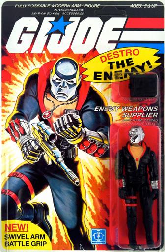 Destro G.I. Joe