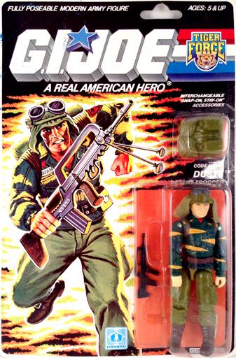 Dusty v2 G.I. Joe