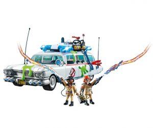 Ecto-1 Playmobil Cazafantasmas
