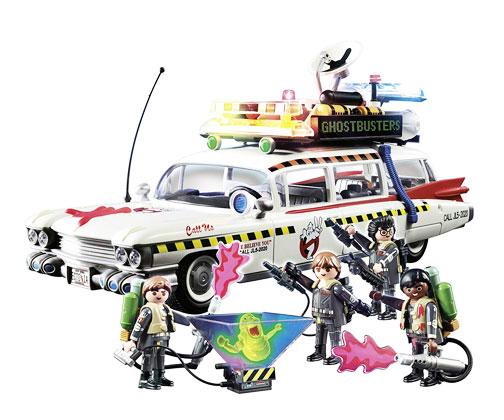 Ecto-1A Playmobil Cazafantasmas