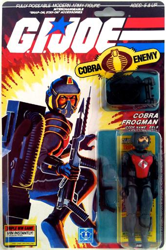 Eels G.I. Joe