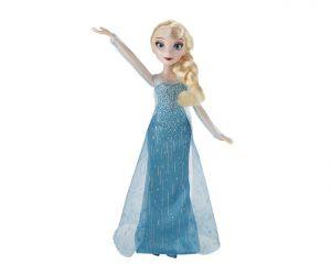 Muñeca de Elsa - Frozen