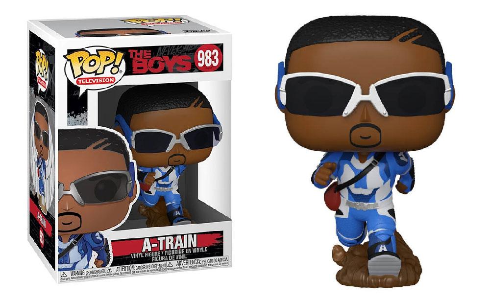 Figura de A-Train / The Boys Funko Pop