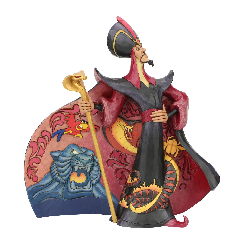 Figura de Jafar Aladdin Disney Traditions