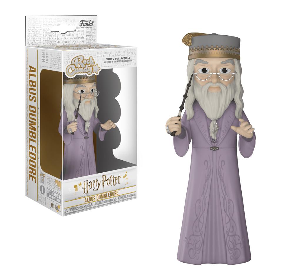 Figura de Albus Dumbledore Harry Potter Rock Candy
