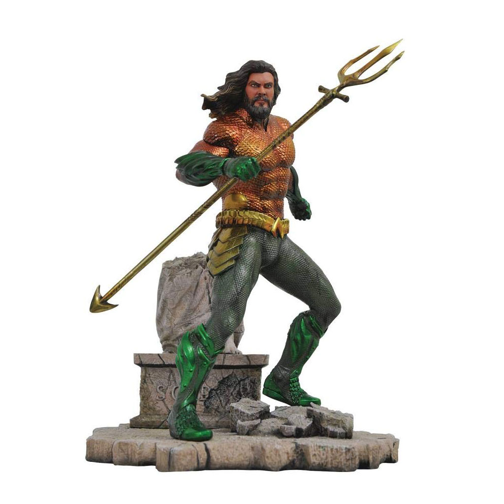Figura de Aquaman de Diamond Select