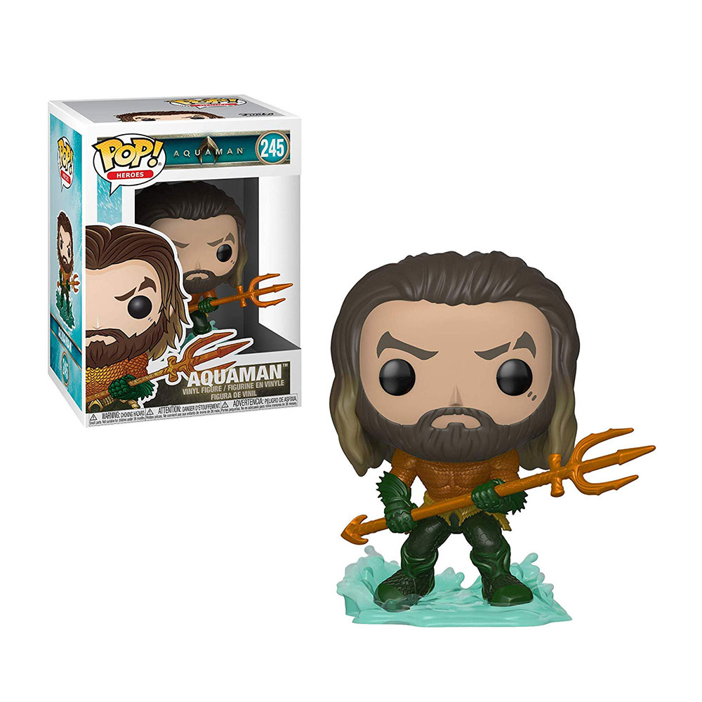 Figura Aquaman de Funko Pop