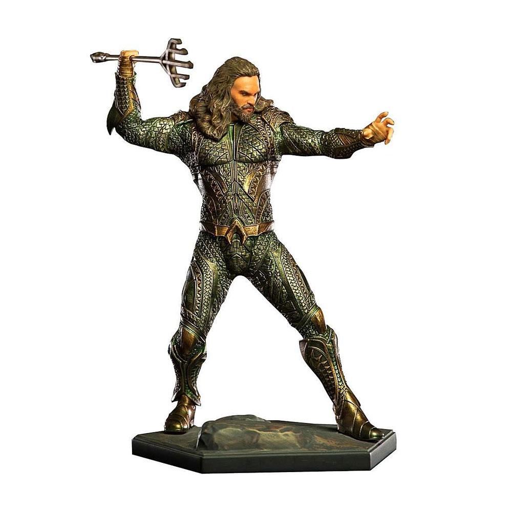 Figura Aquaman de Iron Studios
