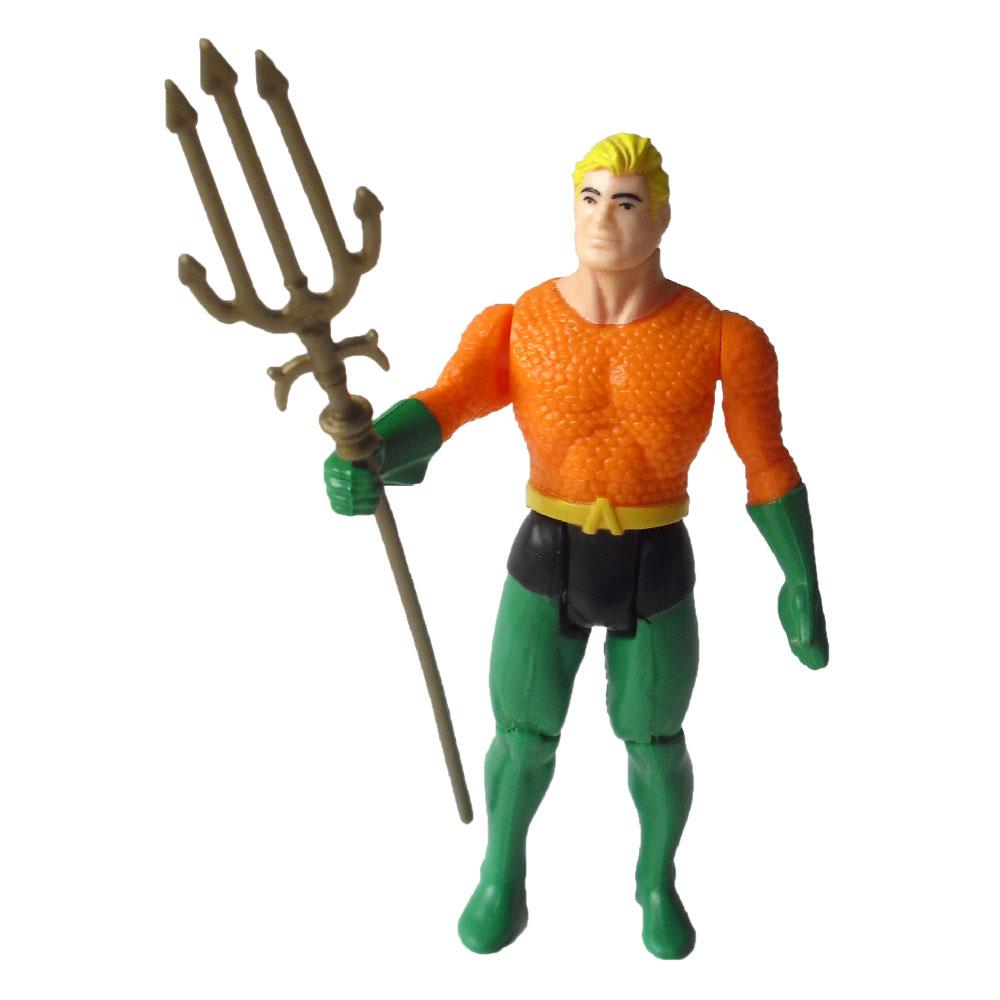 Figura de Aquaman Super Powers