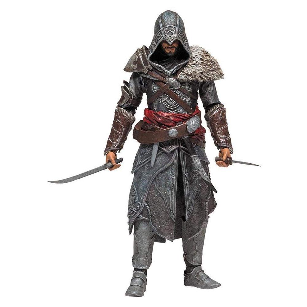 Figura de Assassin's Creed Ezio Auditore de McFarlane