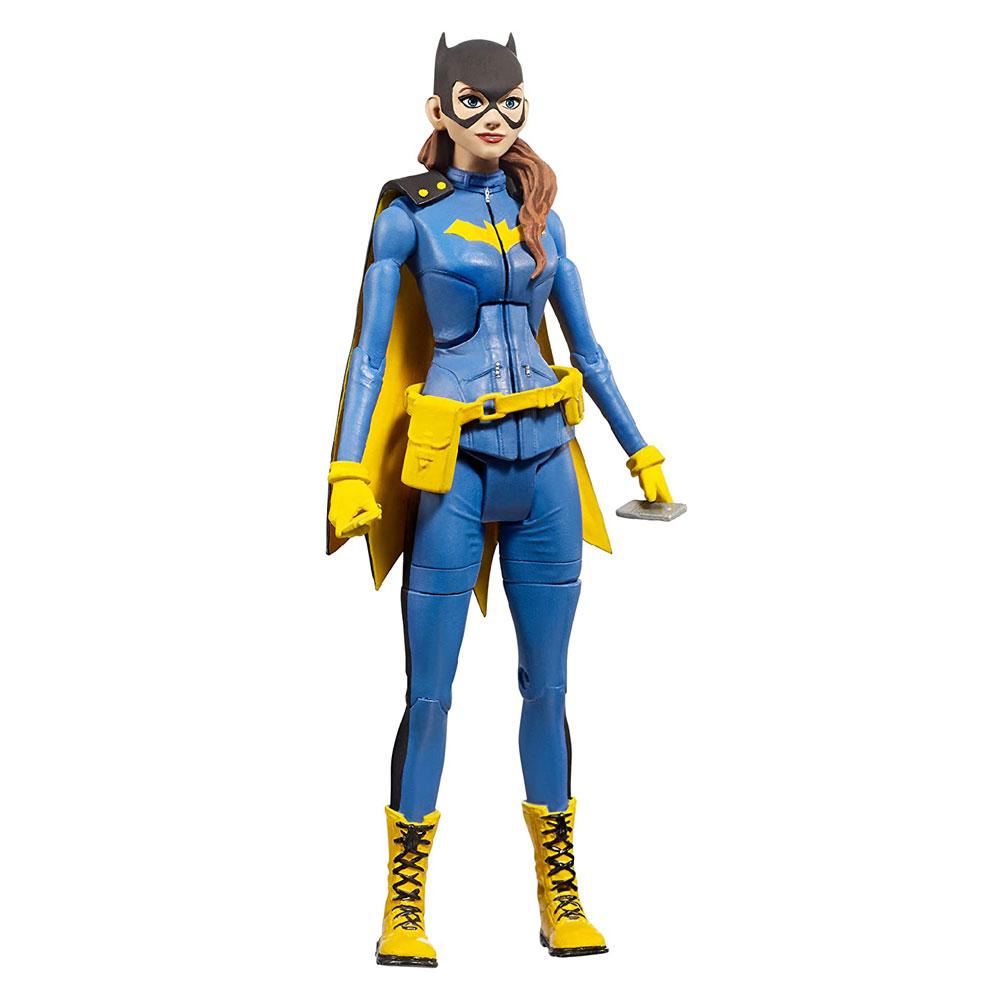 Figura Batgirl de Burnside DC Multiverse