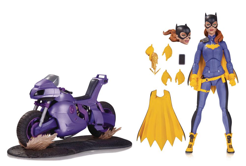 Figura de Batgirl DC Icons