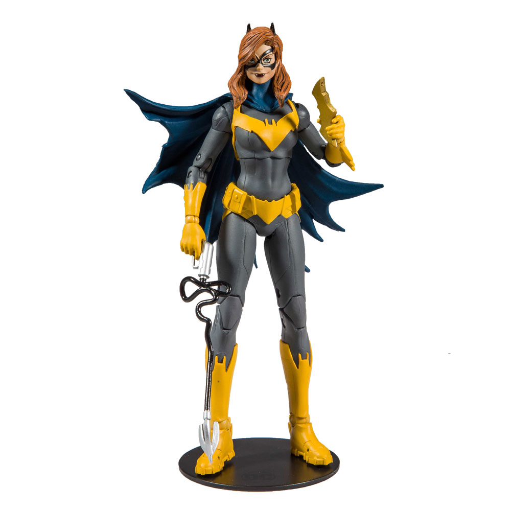 Figura de Batgirl DC Multiverse McFarlane