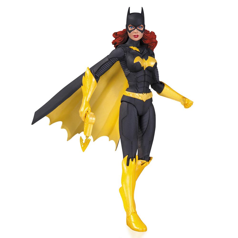Figura de Batgirl New 52 DC Comics Essentials