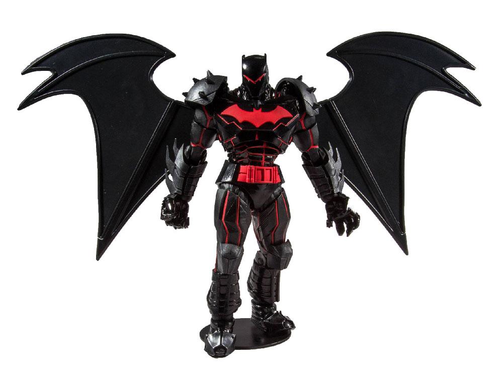 Figura de Batman Hellbat Suit DC Multiverse