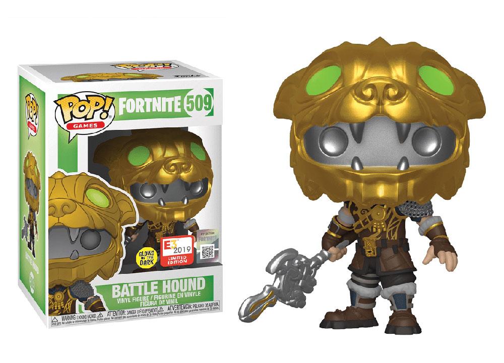 Figura de Battle Hound Fortnite Funko Pop