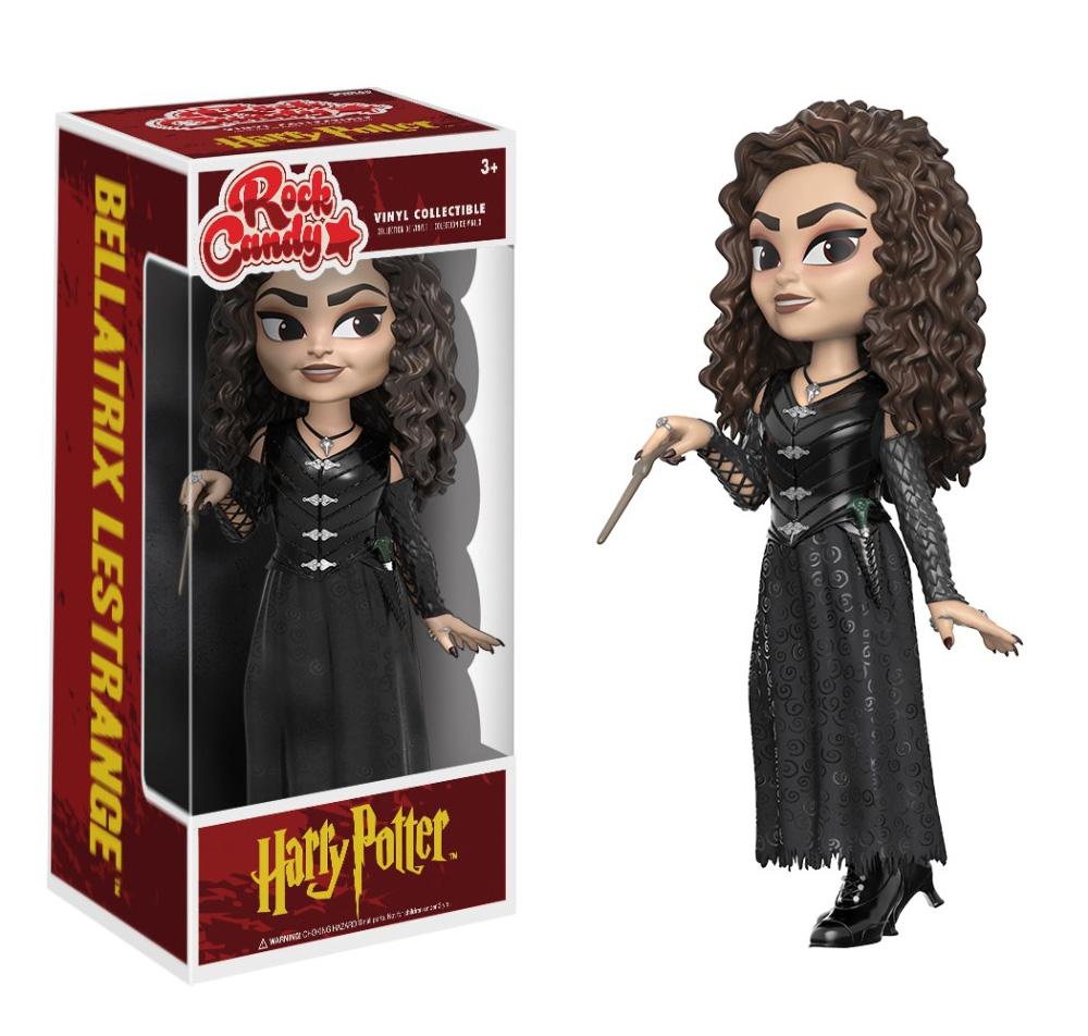 Figura de Bellatrix Lestrange Harry Potter Rock Candy