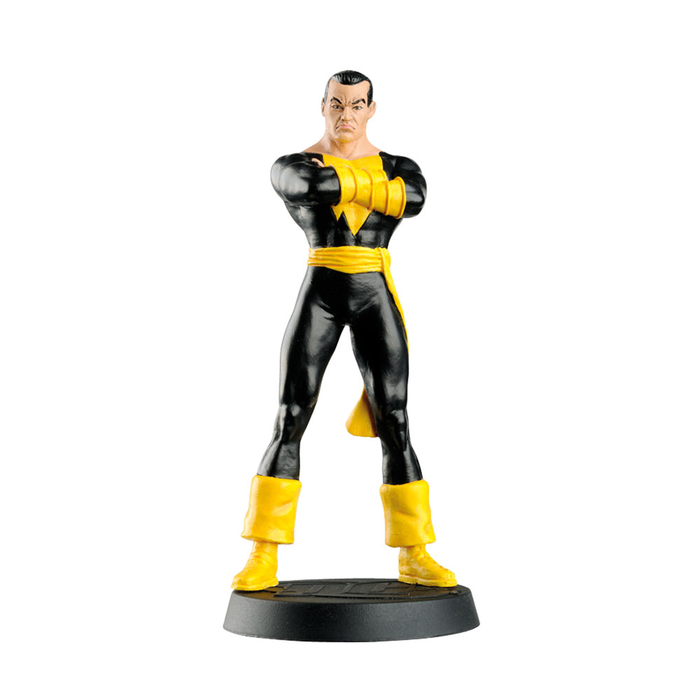 Figura Black Adam de Super Hero Collection