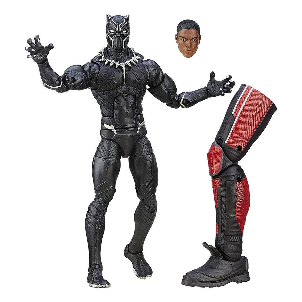 Figura de Black Panther Marvel Legends