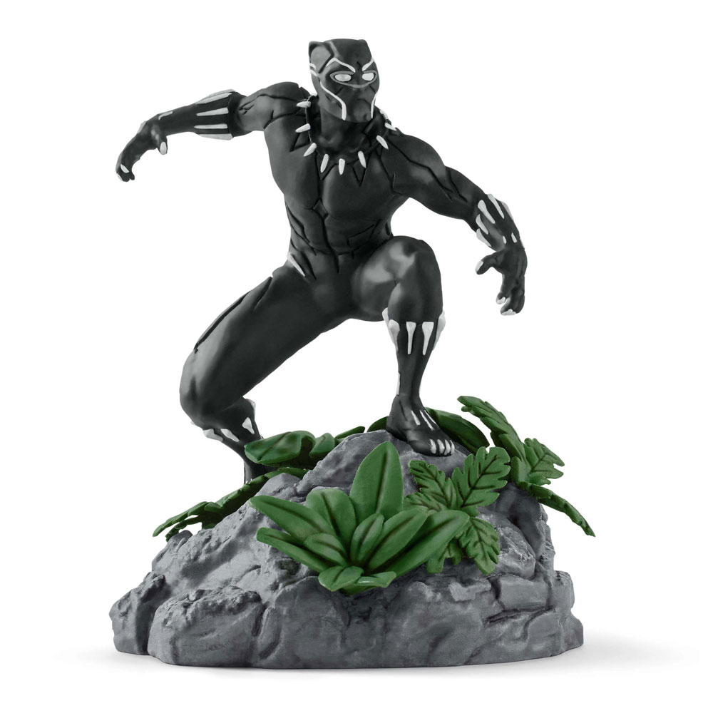 Figura de Black Panther Schleich