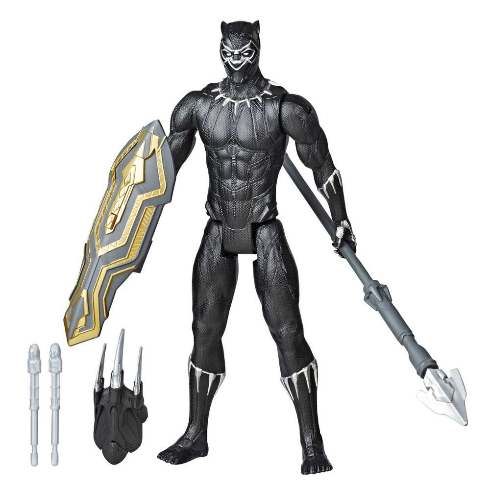 Figura de Black Panther Titan Hero