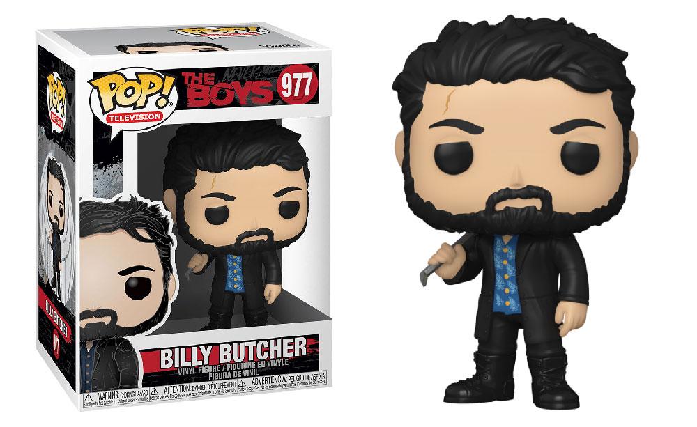 Figura Billy Butcher / The Boys Funko Pop