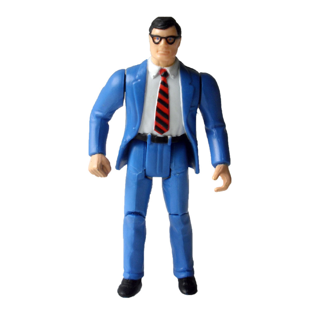 Figura de Clark Kent Super Powers