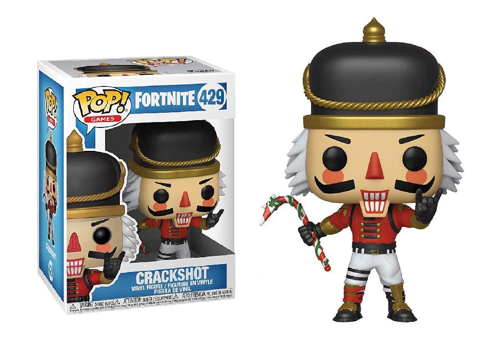 Figura de Crackshot Fortnite Funko Pop