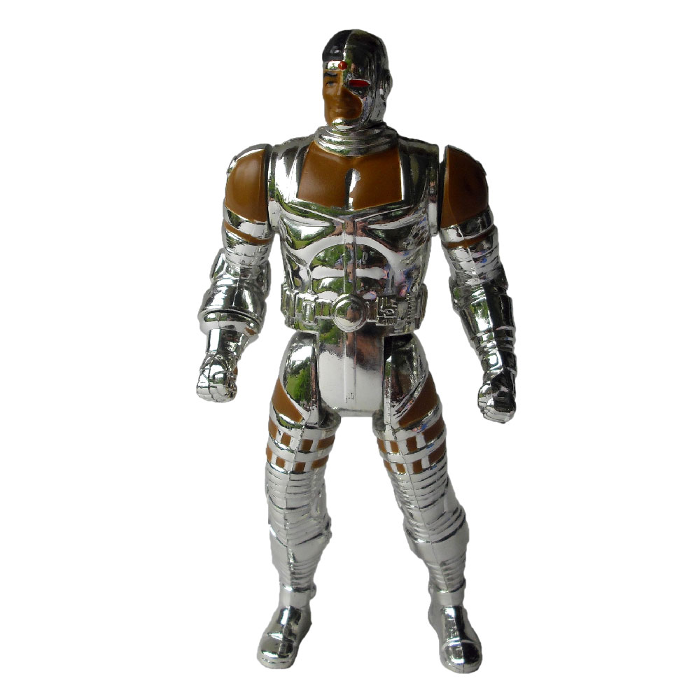 Figura de Cyborg Super Powers