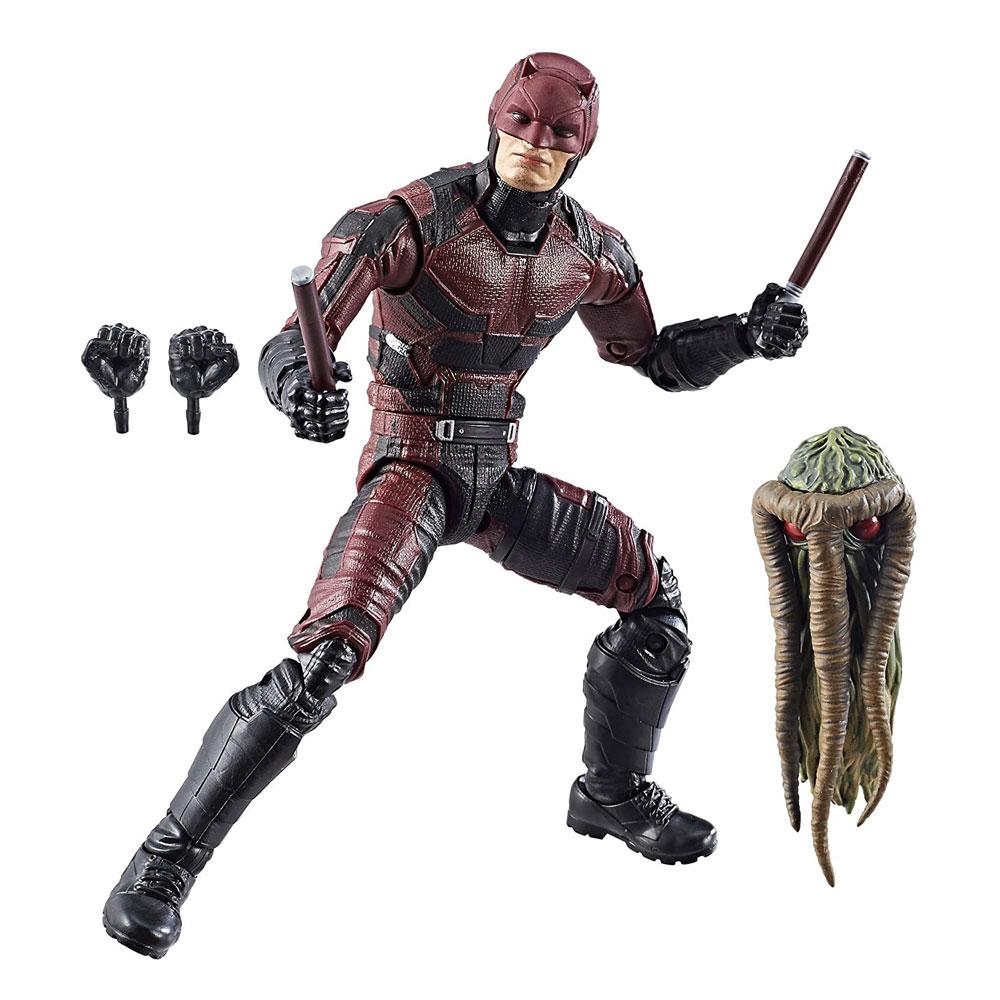 Figura de Daredevil de Marvel Legends