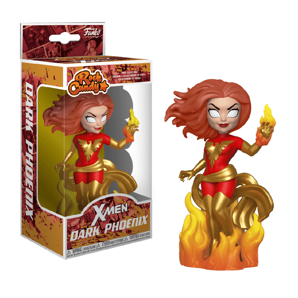 Figura Dark Phoenix de Rock Candy