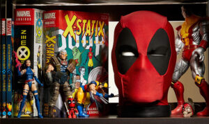 Figura de Deadpool animatronic