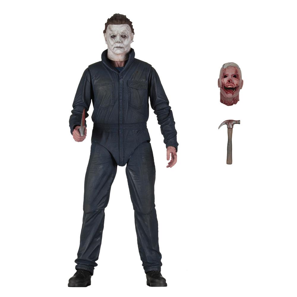 Figura de Michael Myers 1:4 de NECA Halloween