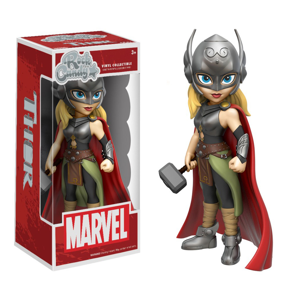 Figura Lady Thor de Rock Candy