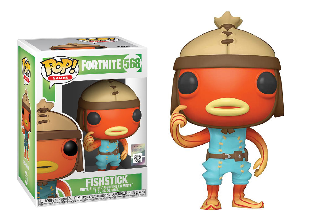 Figura de Fishstick Fortnite Funko Pop