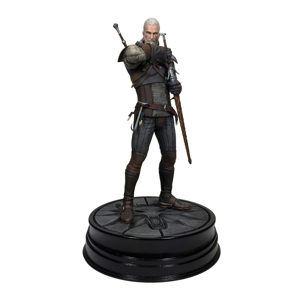 Figura Geralt of Rivia The Witcher Dark Horse