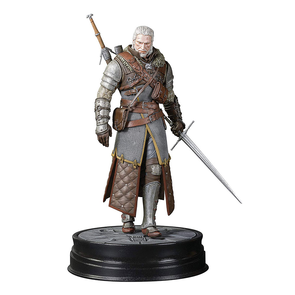 Figura Geralt Grandmaster Ursine The Witcher Dark Horse